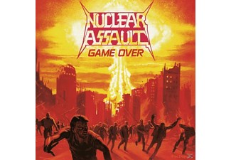 Nuclear Assault - Game Over - (CD)