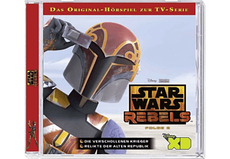 WARNER MUSIC GROUP GERMANY Disney: Star Wars Rebels 08