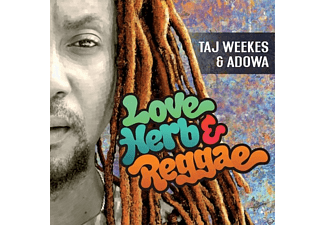 Taj & Adowa Weekes - Love, Herb & Reggae - (CD)