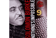 Solomon Burke - Nothing's Impossible [CD]