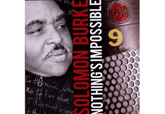 Solomon Burke - Nothing's Impossible - (CD)