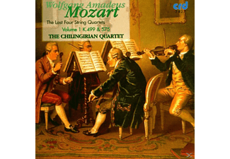 The Chilingirian Quartet - Mozart:The Last String Quart.1 - (CD)