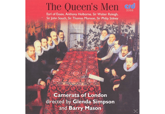 The Camerata Of London - The Queens Men - (CD)