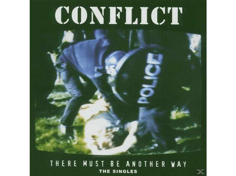 Conflict - There Must Be Another Way [CD]