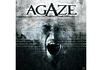 Agaze - Bullshit Drama Social Media - (CD)