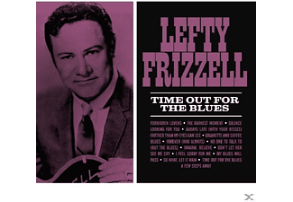 Lefty Frizzell - Time Out For The Blues - (CD)