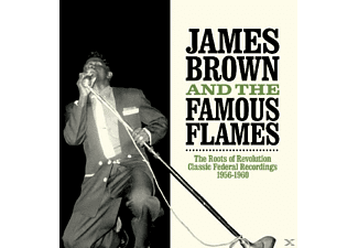James Brown, The Famous Flames - Roots Of Revolution [CD]