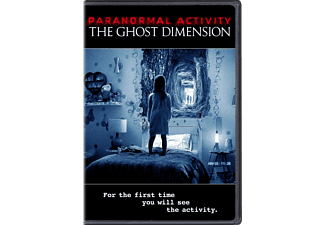 Paranormal Activity 5: The Ghost Dimension Blu-ray