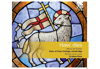 Matthew Jorysz, Choir Of Clare College Cambridge - Haec Dies-Ostermusik [CD]