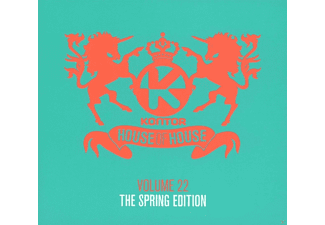 VARIOUS - Kontor House Of House Vol.22-The Spring Edition - (CD)