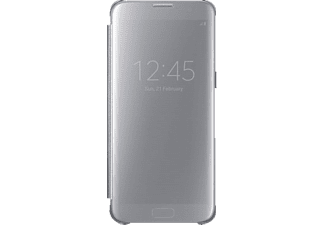 SAMSUNG Clear View cover Galaxy S7 Silver - (EF-ZG930CSEGWW)