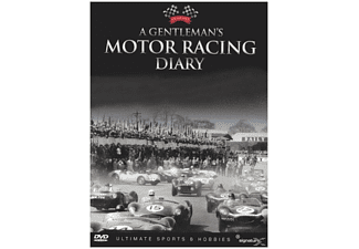 Gentleman's Motor Racing Diary - (DVD)