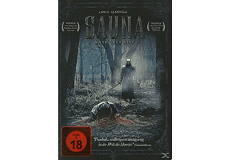 SAUNA - Wash your Sins (Steelbook) [DVD]