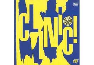 Clinic - Internal Wrangler (Lp+Mp3) - (LP + Download)