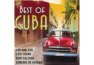 VARIOUS - Best Of Cuba - (CD)