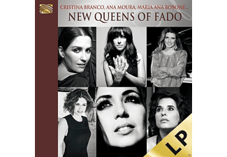 Various New Queens Of Fado (LP) Weltmusik Vinyl