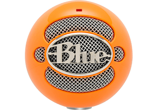 BLUE Snowball - Neonorange