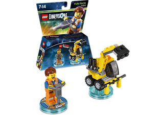 WARNER BROS GAMES. LEGO Dimensions Fun Pack: Emmet