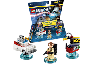 WARNER BROS GAMES. LEGO Dimensions Level Pack: Ghostbusters