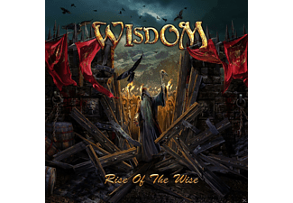 Wisdom - Rise Of The Wise - (CD)