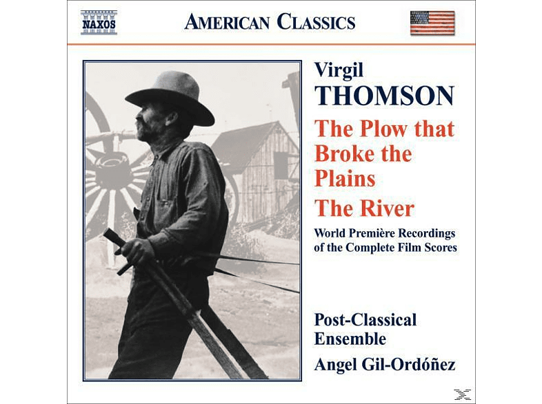 Post, Angel/Post-Classical Ens. Gil-ordonez - Plow That Broke The Plains/River [CD]