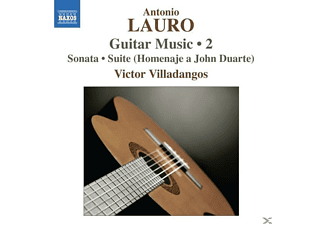 Victor Villadangos - Gitarrenmusik Vol.2 - (CD)
