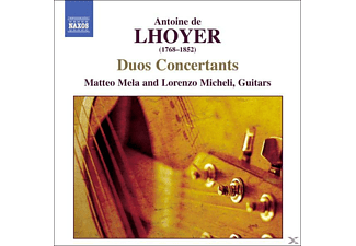 Lorenzo Micheli, Mela,Matteo/Micheli,Lorenzo - Duo Concertants - (CD)