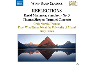 Frost Wind Ensemble, Morris/Green/Frost Wind Ensemble - Reflections - (CD)