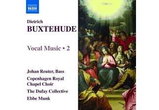 The Dufay Collective, Munk/Reuter/Dufay Collective - Vokalmusik Vol.2 - (CD)