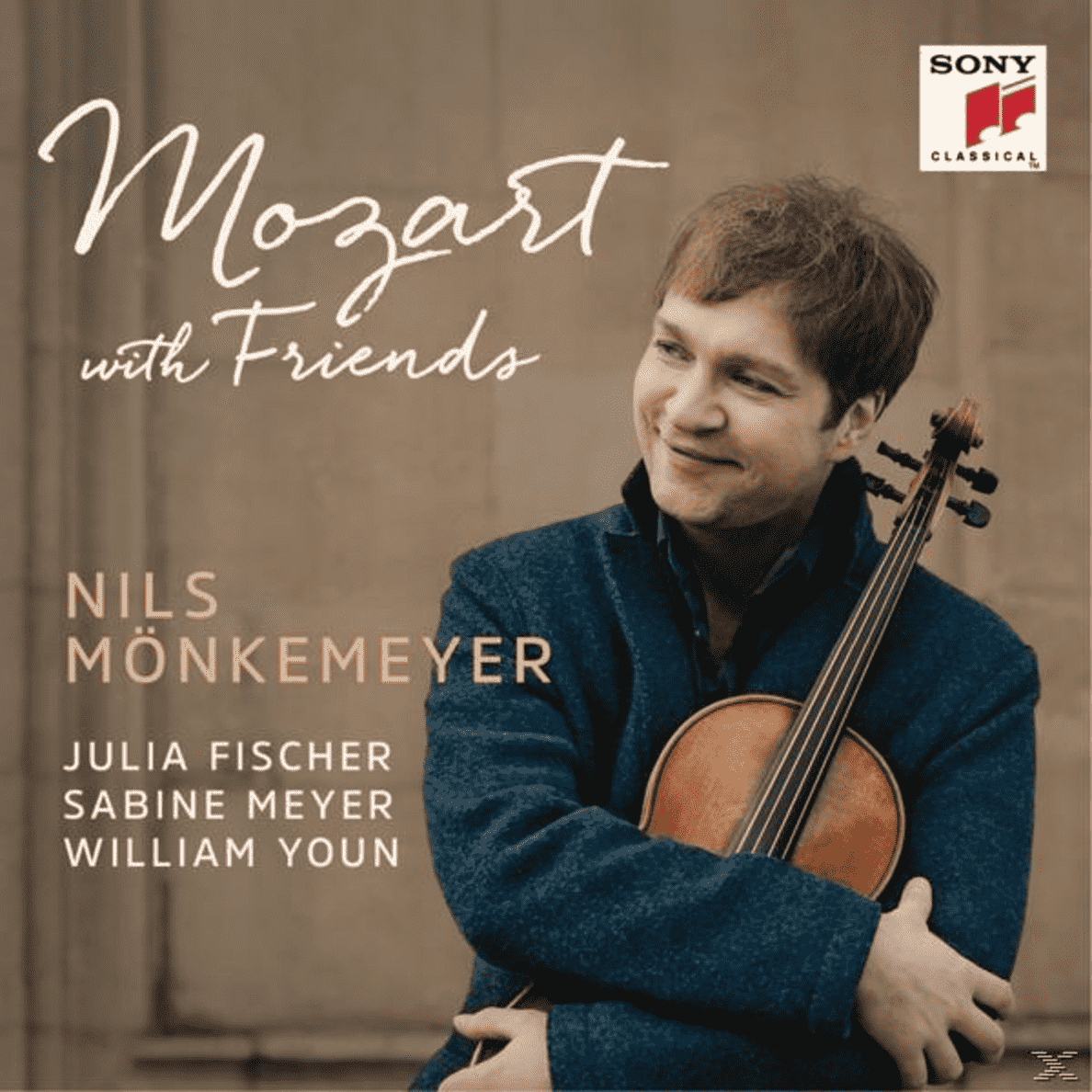 Mozart Nils Mönkemeyer, William Youn, Meyer Sabine, Fischer Julia auf CD