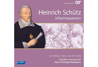 VARIOUS - Johannespassion (Ga)-Schütz-Edition Vol.13 [CD]