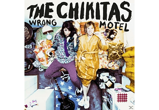 The Chikitas - Wrong Motel - (CD)