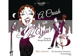 The Carewe/mayers/swonderful Orchestra - A Crush On You-Songs - (CD)