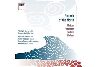 VARIOUS - Sounds Of The North [CD]