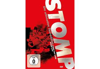 Stomp - Stomp-Die Ultimative Touredition [DVD]