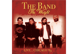 The Band - The Weight Live...Chicago 83 [CD]