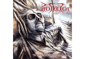 Protector - A Shedding Of Skin - (CD)