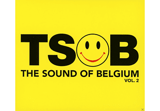 The Sound Of Belgium Volume 2 CD