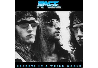 Rage - Secrets In A Weird World - (CD)