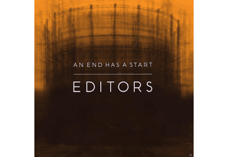Editors - An end has a start CD