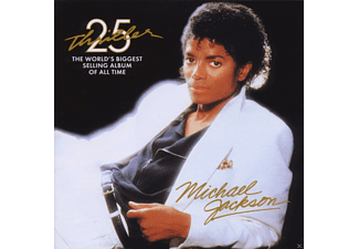 Michael Jackson 25th Anniversary of Thriller CD