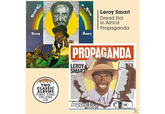 Leroy Smart - Dread Hot In Africa/Propaganda - (CD)