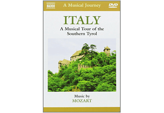 Italy - A Musical Tour Of The Southern Tyrol - (DVD)