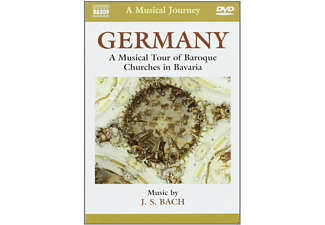Germany - A Musical Tour Of Baroque - (DVD)