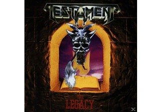Testament - The Legacy - (CD)