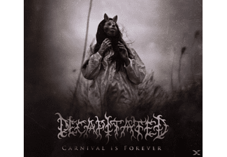 Decapitated - CARNIVAL IS FOREVER - (CD)