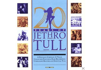 Jethro Tull - 20 Years Of Jethro Tull - (CD)