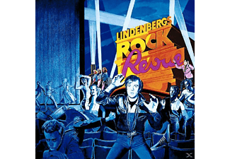 Udo Lindenberg - Rock Revue - (CD)
