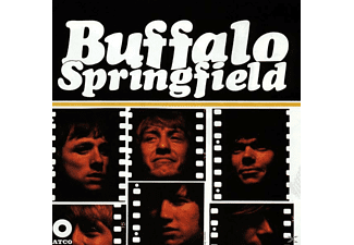 Buffalo Springfield - First - (CD)