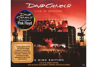 David Gilmour - Live In Gdansk - (CD + DVD Video)